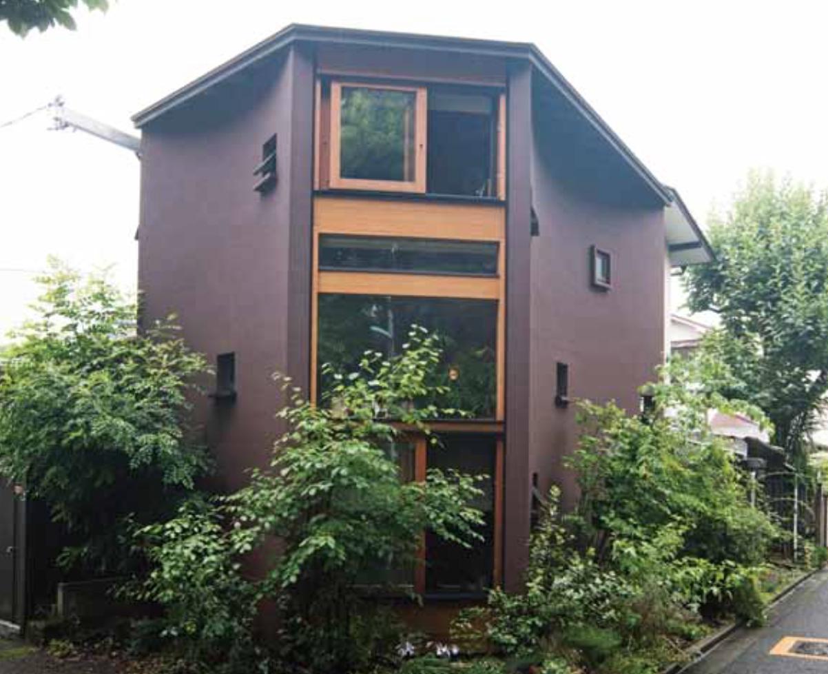【ニッポンの新しい小屋暮らし】都心にたたずむデザイナーズ小屋