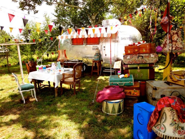 小旅行やイベントに。『AIRSTREAM RENTAL by TRAILLER VILLAGE』