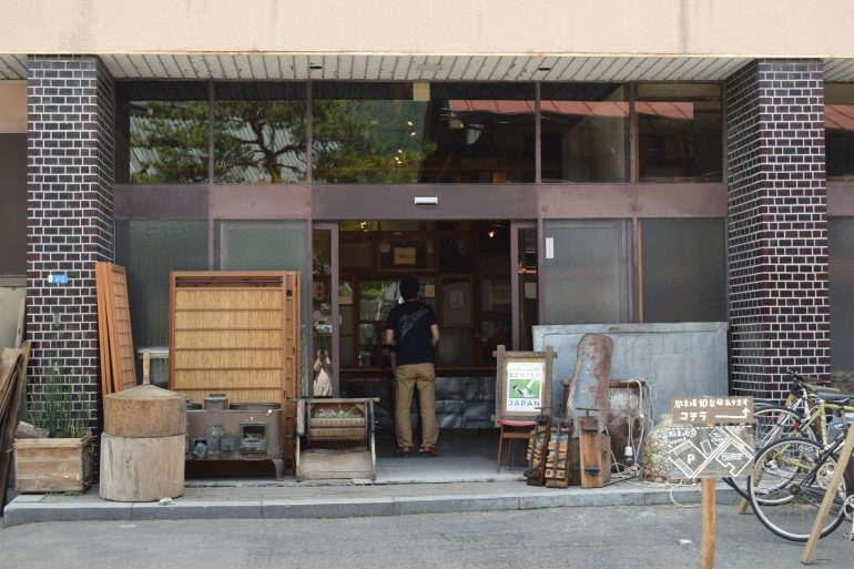 """ReBuild New Culture""古材に新たな役割を。『ReBuilding Center JAPAN』"