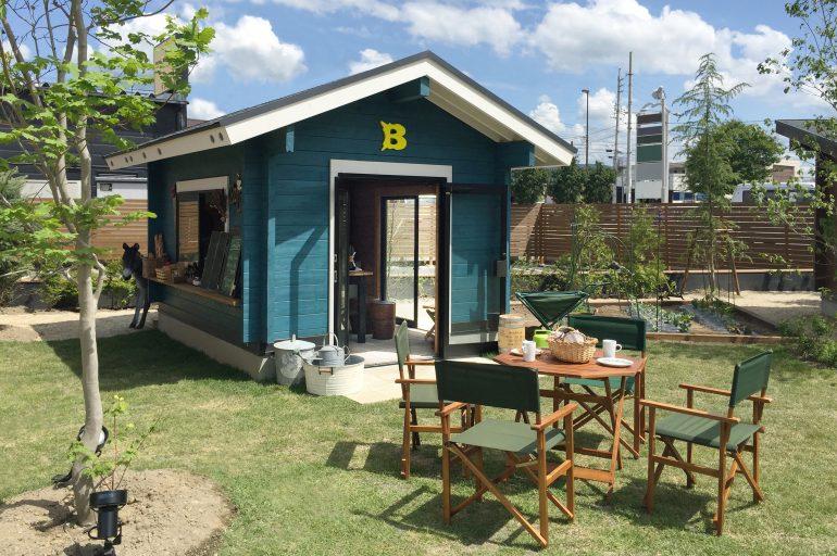 BESSのログ小屋「IMAGO」を体験。『代官山BESSスクエア』
