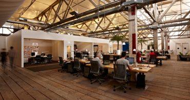 サンフランシスコにある100年前の建物をオフィスにリノベ。そのオンリーワンの魅力に迫る