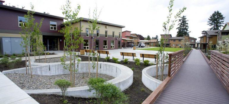 独居シニアと養護施設の児童が家族のように暮らすコミュニティ。社会問題に取り組むBridge Meadows