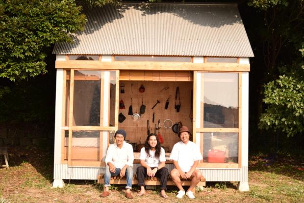 【インタビュー】持ち込める物は108個。あえて不便を楽しむための小屋、丸腰不動産のマイクロハウス