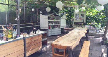 【タイニーハウスに行ってみた】温室をリノベーションしたコミュニティ・スペース