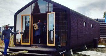 【タイニーハウスに行ってみた】コンテスト入選作が実現した「BouwExpo Tiny Housing」