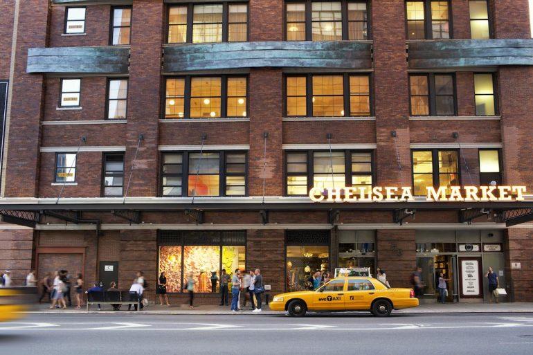 "NY・チェルシーマーケットに学ぶ。建物を残す再開発""コンバージョン""とは"