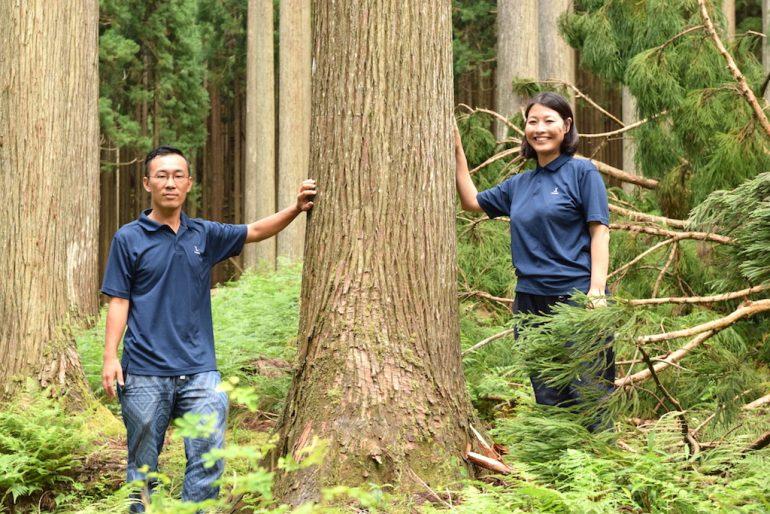 ものづくりは森づくり、人口1500人の山村に職能集団「ようび」ができるまで|第①回 株式会社ようび インタビュー