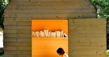 """旅する図書室が教えてくれる、""""One Two And Many""""という考え方"""