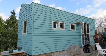 【タイニーハウスに行ってみた】持続可能性を目指すタイニーハウス村「Proeftuin Erasmusveld」