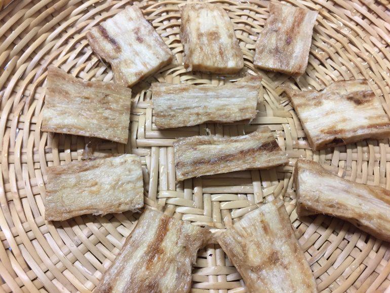 #42 掘った葛の根から葛根と葛粉をつくる |YADOKARI✕公社二宮団地