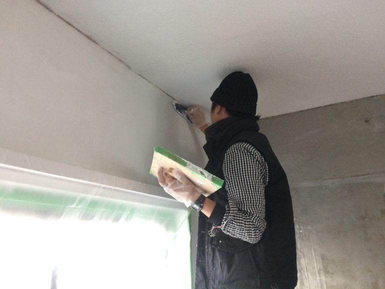 #52 二宮団地しっかりリノベ~漆喰を塗りました~ |YADOKARI✕公社二宮団地