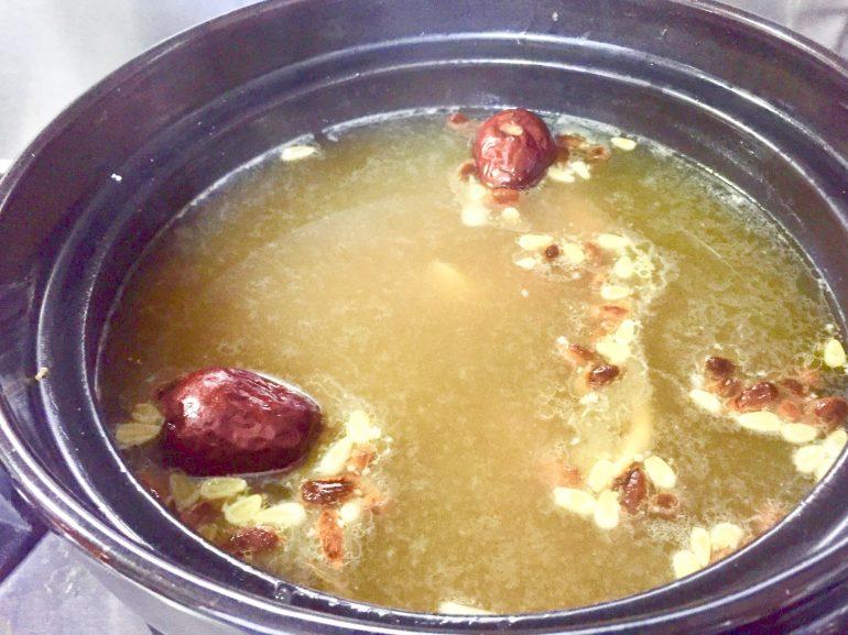 #56 薬膳鍋をつくりましたよ@お食事会議(レシピ編)|YADOKARI✕公社二宮団地