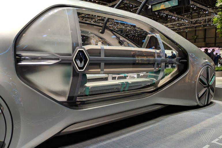 自動運転がもたらす社会とは?コンセプトカーに託されたビジョンをひも解く