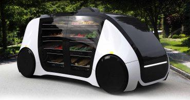 無人ショップで生鮮食品を買いたい?「Robomart」に見る小売店の未来