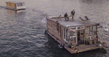 ヨーロッパの川で1年。2人の芸術家による2隻のボートの旅