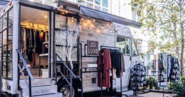 モダン・ボヘミアンがテーマ。ファッショントラック「J.D. LUXE」初の常設店