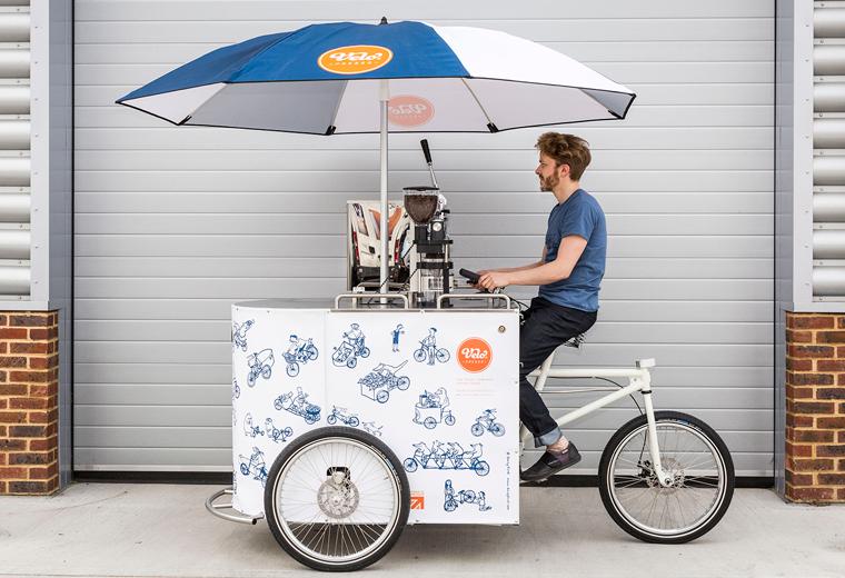 エコ&コミュニティ・フレンドリー。自転車の小商いは新しいトレンド?