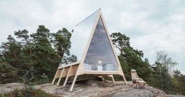フィンランド流。ミニマリスト製造ハウス 「Nolla Cabin」