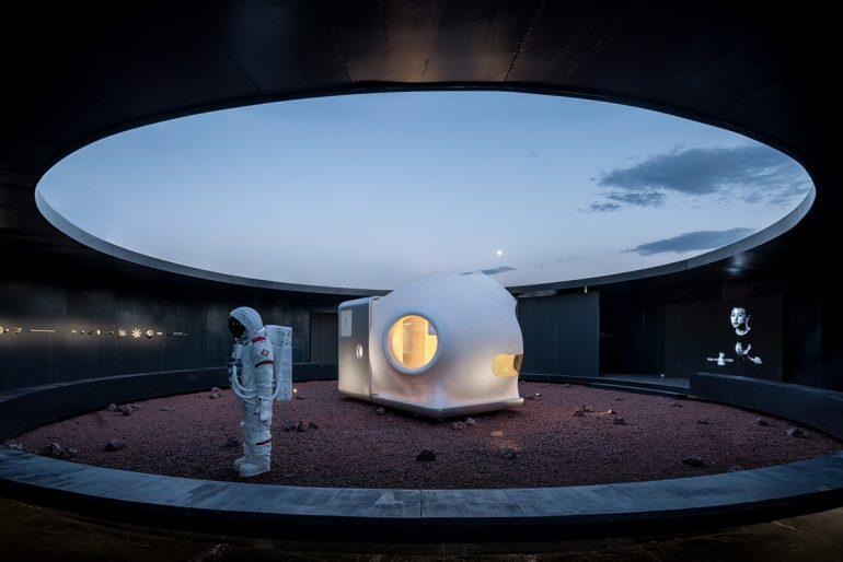 火星の家をイマジン。「MARS Case」が示唆する住まいの本質
