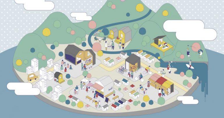 オンデザインパートナーズ×YADOKARI - 都市を科学する〜小屋編〜
