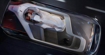 車輪の上のファーストクラス。ボルボの自動運転コンセプトカー「360c」