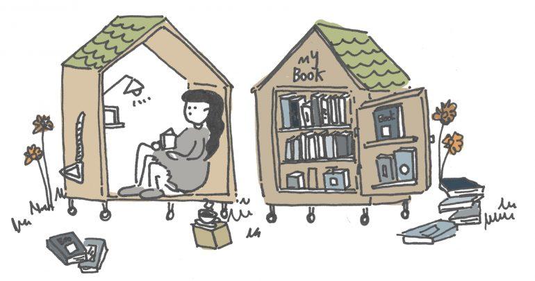 小屋×都市 #02 好きな世界をつくる小屋|都市を科学する〜小屋編〜 – オンデザインパートナーズ×YADOKARI