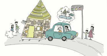 小屋×都市 #06 移動する小屋|都市を科学する〜小屋編〜 – オンデザインパートナーズ×YADOKARI