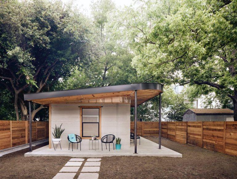 40万円で24時間で建つ。貧困住民を救う3Dプリント住宅