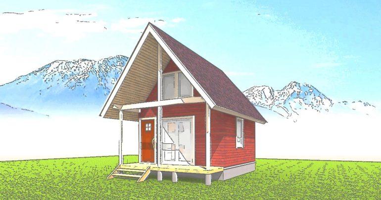 Leben Hütte| No.104
