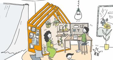 小屋×都市 #10 空間を細分化する小屋|都市を科学する〜小屋編〜 – オンデザインパートナーズ×YADOKARI