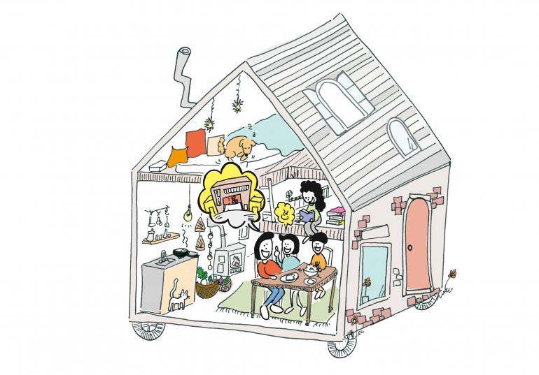 小屋×都市 #13 小さな暮らしをする小屋|都市を科学する〜小屋編〜 – オンデザインパートナーズ×YADOKARI