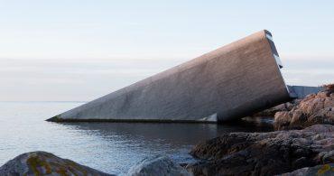 ノルウェーの深海に沈んだレストラン「Under」