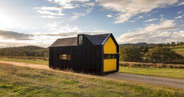 バイオフィリアを意識したスモールハウス。持続可能な「Tiny Home」