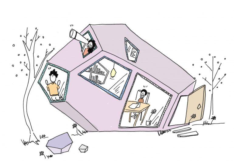 小屋×都市 #14 可能性を追求する小屋|都市を科学する〜小屋編〜 – オンデザインパートナーズ×YADOKARI