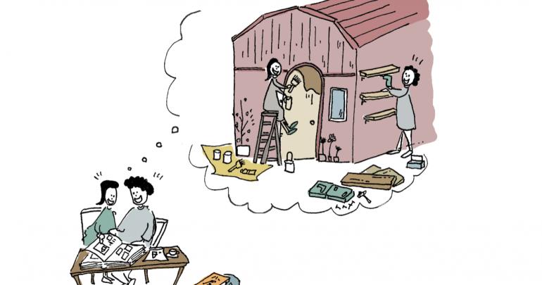 小屋×都市 #15 妄想する小屋|都市を科学する〜小屋編〜 - オンデザインパートナーズ×YADOKARI