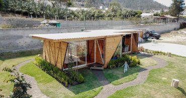 エクアドルで見つけた安くても理想的な暮らし「Casa Naranja Limon」