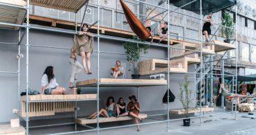 持続可能な都市の再生を考える。学生の建築ワークショップEASA