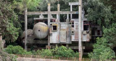 オブジェのような建築廃墟。ローマ近郊で朽ちていく「カーサ・スペリメンターレ」
