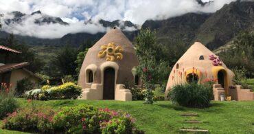 ペルー、クスコのおとぎ話のようなコテージ「Sacred Valley Tribe」
