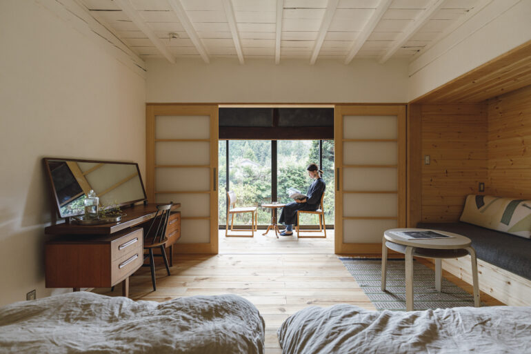 【インタビュー】30代ふつうの夫婦が地方移住して空き家で一棟貸しの宿を始めるまで | 長野県飯島町「nagare」(後編)