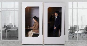 【インタビュー】集中できる静かな空間 Phone Box開発者・VIDA牧原豊さん×YADOKARI
