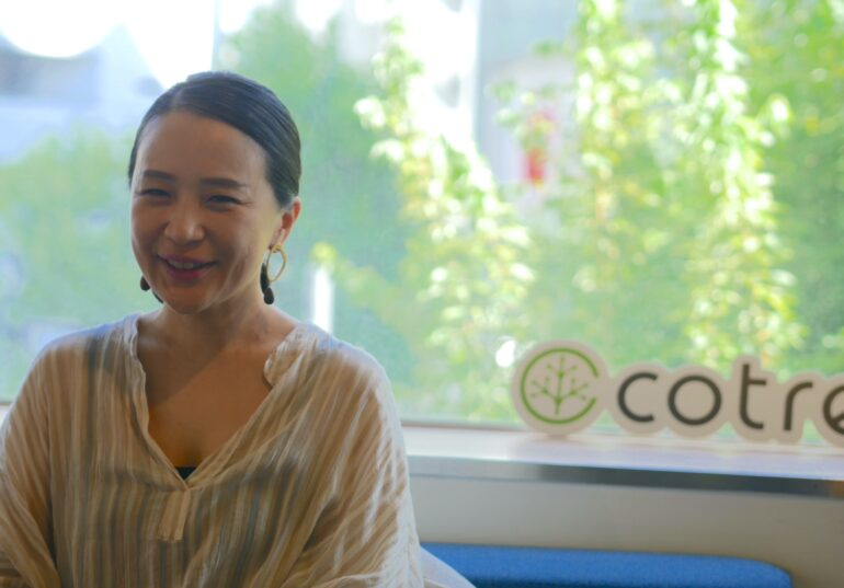 【インタビュー】オンラインカウンセリングサービスでつくる「やさしさでつながる社会」|櫻本真理氏(株式会社cotree代表取締役)