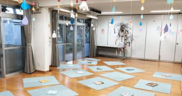 鶴川団地コミュニティビルダー暮らしレポートVol.2 七夕イベントで絵本の読み聞かせ。